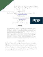 83-2004 Revestimientos de Tuneles en SFRC. Principios Experiencias Perspectivas