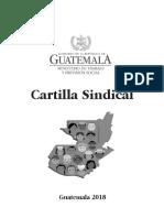 Cartilla Sindical de Guatemala
