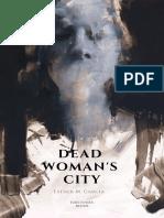 Dead Woman's City Esther M. García