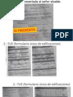 Analisis de Los Requisitos Presentados en Una Licencia de Demolicion y Construccion