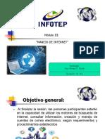 Modulo III - Manejo de Internet