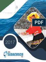 SEDA Cusco Memoria Anual 2017