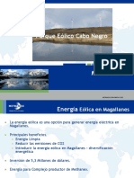 1. Methanex - Parque Eolico