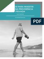 8 passos para investir certo na previdência privada
