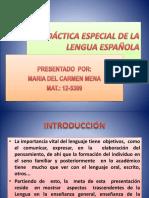 Carmen - Didactca Especial de La Lengua Española