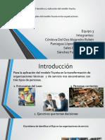 El empleo del modelo Toyota en las organizaciones.pptx