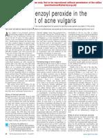 BPO for Acne