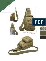 Catalogo de mochilas