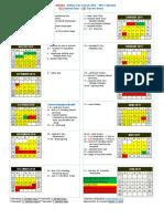 revised grad dates  10-8-18                        2018