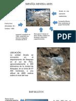 minera, Ares, BHP.pptx