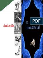 LA ETICA MINISTERIAL