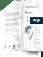 Los Oficios Del Filósofo