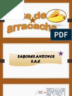 Keke Aracacha Idea de Negocio