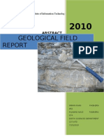Geological Report of Hazara Division