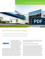 Meraki Cs Nova Scotia Community College