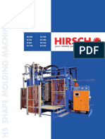 HIRSCH HS Shape Molding Machines 2016