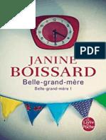 Belle Grand Mère 1. Boissard,Janine