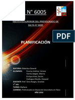 Planificacion Por Clases-Didactica- Finalizado