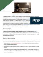 Medicina Forense - Wikipedia, La Enciclopedia Libre