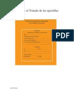 Análisis al Tratado de las apostillas.docx