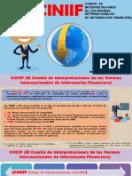 CINIIF (El Comité de Interpretaciones de las Normas Internacionales de Información Financiera)