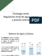 03 Regulacion de La Funcion Renal