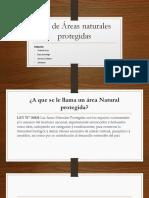 Ley de Áreas Naturales Protegidas [Autoguardado]