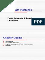 Ch1-Finite Automata & Regular Languages-
