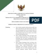 PerKetua LPSK no 1 tahun 2011 ttg PEDOMAN PELAYANAN PERMOHONAN PERLINDUNGAN PADA LEMBAGA.PDF
