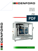 Vertical Router Operator Manual