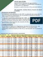 proyeccion de caudales -2017.pptx