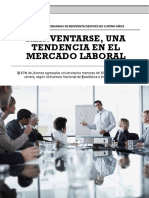 Reinventarse - Tendencia Mercado Global