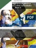 César Urbano Taylor - 9 Datos Sobre Artistas Plásticos Venezolanos y Otras Curiosidades, Parte I