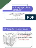 Computer Organization and Design PPT02