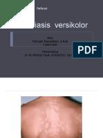 PPT Pitiriasis Versikolor.ppt