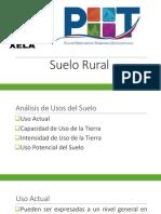 Suelo Rural