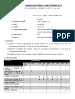 INFORME DEL CONCURSO DE CREACION LITERARIA (JOSE MARIA ARGUEDAS).docx