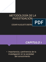 Metodologia de La Investigacion, Present-convertido