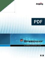 Speedway Quick Start