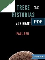 Trece Historias VurjHant - Paul Pen
