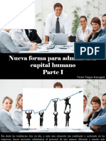 Víctor Vargas Irausquín - Nueva Forma Para Administrar Capital Humano, Parte I