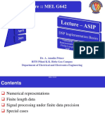 Lecture-ASIP DSP Implementation