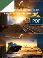 Carlos Luis Michel Fumero - Perú Efectuará Iniciativa de CooperaciónInternacional