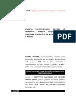 18.1- Pet. Inicial - Revisão - Direito Adquirido Ao Cálculo Da Aposentadoria Com Base Na Lei 7.787 de 1989