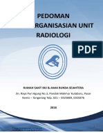 PEDOMAN ORGANISASI RADIOLOGI.1.doc