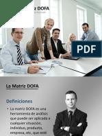 Matriz Dofa, ejemplo