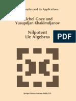 Michel Goze, Yusupdjan Khakimdjanov - Nilpotent Lie Algebras.pdf