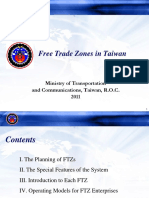 free trade zone in taiwan.ppt