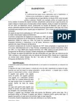 Badminton - Documento de Apoio - 2010-2011