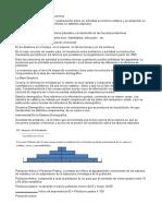 Economia y Población